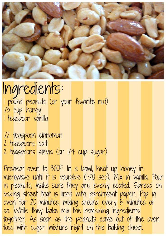 HoneyRoasted Nuts