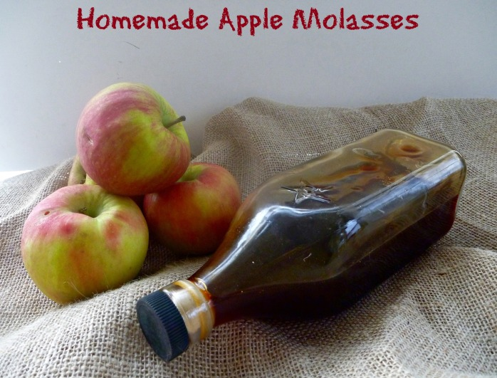 Apple Molasses