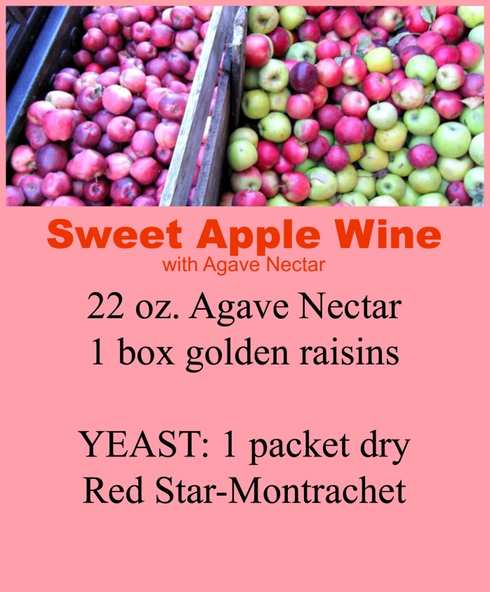 Sweet Apple WIne