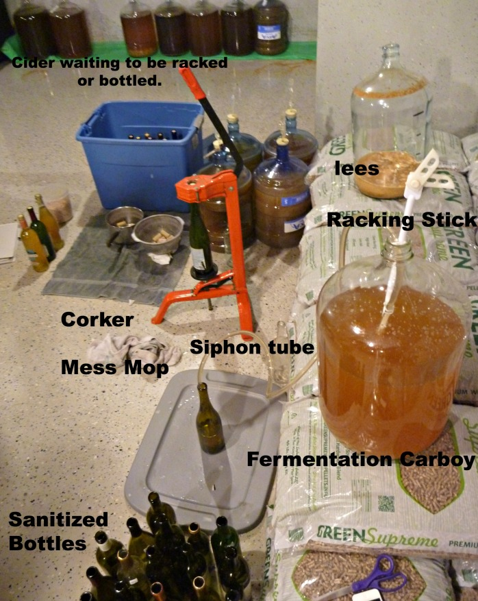 Bottling Process