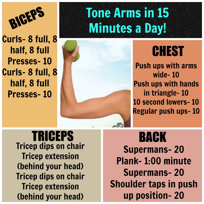 15 Minute Tone Arms