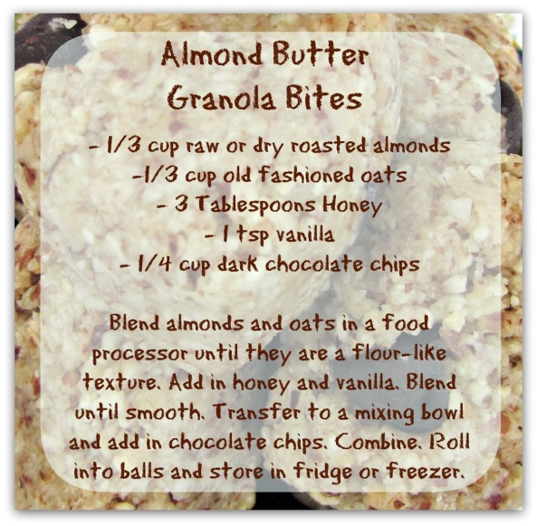 Almond Butter Recipe